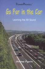 Go Far in the Car:  Learning the AR Sound