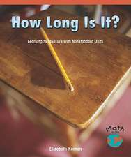 How Long Is It?:  Learning to Measure with Nonstandard Units