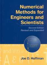 Numerical Methods for Engineers and Scientists, Second Edition,