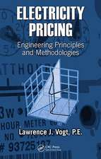 Electricity Pricing:  Engineering Principles and Methodologies