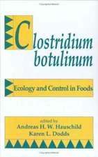 Clostridium Botulinum:  Preparing for Registration