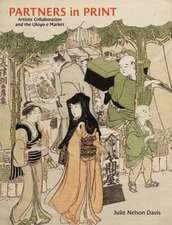 Partners in Print:  Artistic Collaboration and the Ukiyo-E Market