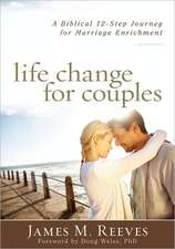 Life Change for Couples:  A Workbook