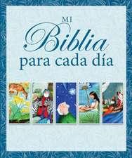 Mi Biblia Para Cada Dia = Candle Day by Day Bible