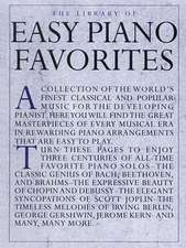 Everybody's Favorite Classical Piano Pieces