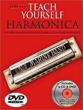 Teach Yourself Harmonica Course: Step One