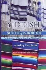Yiddish South of the Border:  An Anthology of Latin American Yiddish Writing