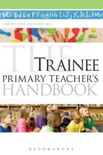 The Trainee Primary Teacher's Handbook