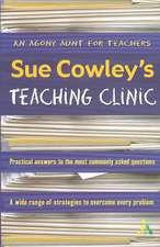 Sue Cowley's Teaching Clinic