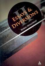 Essays and Diversions