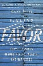 Finding Favor