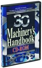 Machinery's Handbook, CD-ROM Only