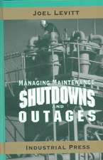 Managing Maintenance Shutdowns and Outages:  Programming Resources for Fanuc Custom Macro B Users [With CDROM]