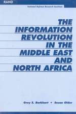 The Information Revoultion in the Middle East and North Africa