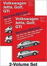 Volkswagen Jetta, Golf, GTI (A4) Service Manual:  1.8l Turbo, 1.9l Tdi Diesel, Pd Diesel, 2.0l Gasoline, 2.8l