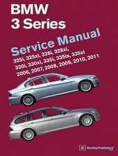 BMW 3 Series (E90, E91, E92, E93):  325i, 325xi, 328i, 328xi, 330i, 330xi, 335i, 335is, 335xi