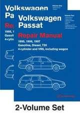 Volkswagen Passat (B4) Repair Manual