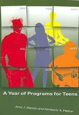 Year of Programs for Teens