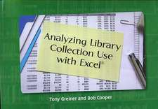 Analyzing Library Collection Use with Excel