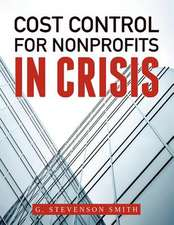 Cost Control for Nonprofits in Crisis