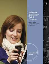 Microsoft¿ Expression Web 3