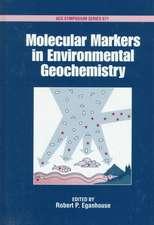 Molecular Markers in Environmental Geochemistry