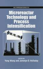 Microreactor Technology and Process Intensification