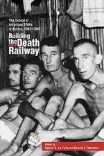 Building the Death Railway