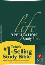 Life Application Study Bible-Nlt:  The Wrath of God Descends