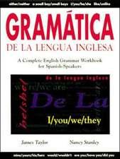 Gramática De La Lengua Inglesa