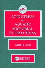 Acid Stress and Aquatic Microbial Interactions