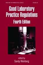 Good Laboratory Practice Regulations:  Maintenance, Problem Prevention, and Rehabilitation