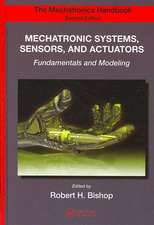 Mechatronic Systems, Sensors, and Actuators