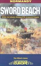 Sword Beach:  3rd British Division/27th Armoured Brigade