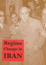Wilber, D: Regime Change in Iran