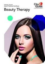 Level 2 Technical Certificate in Beauty Therapy: Learner Jou