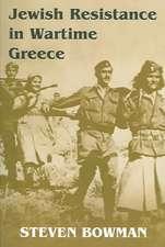 Jewish Resistance in Wartime G