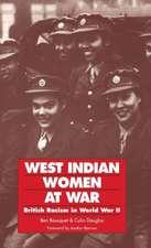 West Indian Women at War