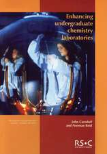Enhancing Undergraduate Chemistry Laboratories