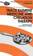 Trace Elements Medicine and Chelation Therapy:  Rsc