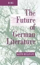 The Future of German Literature