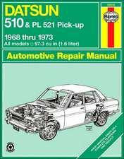 Datsun 510 521