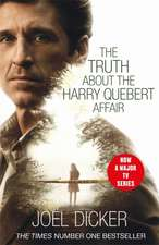 The Truth About Harry Quebert Affair. TV Tie-In