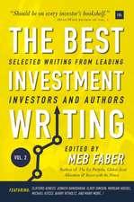 Best Investment Writing - Volume 2