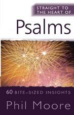 Psalms:  60 Bite-Sized Insights