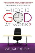 Where Is God at Work?:  Why, Despite Everything, I Still Belong to the Tribe
