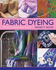 Fabric Dyeing Project Book