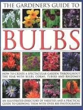Gardener's Guide to Bulbs