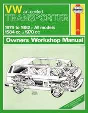 VW Transporter (air-cooled) Petrol (79 - 82) Haynes Repair Manual