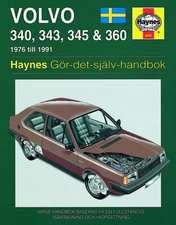 Volvo 300 Series Owners Workshop Manual